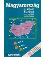 Magyarország+Európa Atlasz