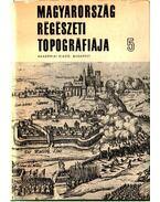 Magyarország régészeti topográfiája 5 - Esztergom és a dorogi járás - Horváth István, Torma István, H. Kelemen Márta
