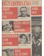 Magyarország 1971. VIII. évfolyam (teljes) - Pálfy József