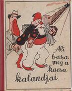 Ali basa meg a kacsa / Ali basa meg a kacsa a Balatonon - Majtényi György