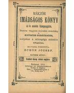 Mákzór imádságos könyv az év minden ünnepnapjára VI. kötet