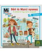 Dóri és Marci nyomoz - Mán-Várhegyi Réka