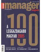 Manager Magazin 2005. november - Mong Attila