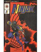 Ninjak Vol. 1. No. 8 - Mandrake, Tom, Dan Abnett