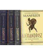 Alexandrosz I-III. - Manfredi, Valerio Massimo