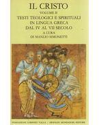 Il Cristo Volume II - Manlio Simonetti