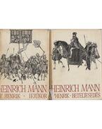 IV. Henrik I-II. kötet - Mann, Heinrich