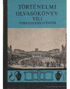Történelmi olvasókönyv VII/1 - Mann Miklós