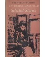 Selected Stories - Mansfield, Katherine