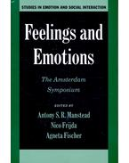 Feelings and Emotions – The Amsterdam Symposium - MANSTEAD