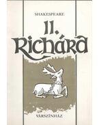 Shakespeare: II. Richárd - Márai Enikő (szerk,)
