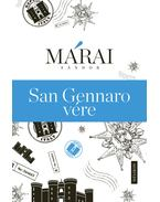 San Gennaro vére - Márai Sándor