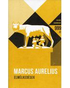 Elmélkedések - MARCUS AURELIUS