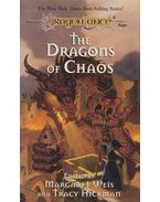 The Dragons of Chaos - Margaret Weis, Tracy Hickman
