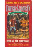 Doom of the Darksword - Margaret Weis,  Tracy Hickman