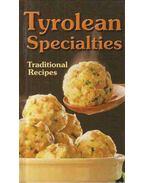 Tyrolean Specialties - Maria Gruber