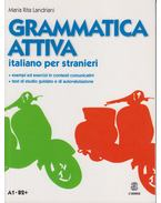 Grammatica Attiva italiano per stranieri - Maria Rita Landriani