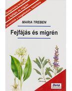 Fejfájás és migrén - Maria Treben