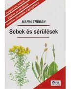 Sebek és sérülések - Maria Treben