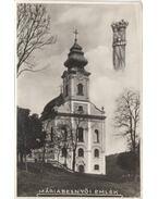 Máriabesnyő (képeslap)