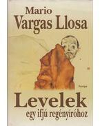 Levelek egy ifjú regényíróhoz - Mario Vargas LLosa