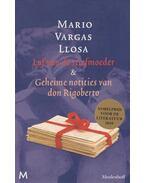 Lof van de stiefmoeder / Geheime notities van don Rigoberto - Mario Vargas LLosa