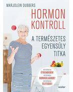 Hormonkontroll - Marjolein Dubbers