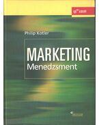 Marketing menedzsment - Kotler, Philip