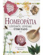 Homeopátia lépésről lépésre - Marks, Cassandra