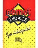 Német kisokos - Maros Judit