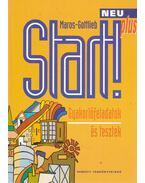 Start! Neu Plus Gyakorlófeladatok és tesztek - Maros Judit, Szitnyainé Gottlieb Éva