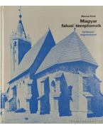 Magyar falusi templomok - Marosi Ernő