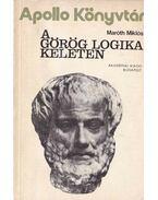 A görög logika keleten - Maróth Miklós