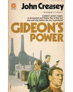 Gideon's Power - Marric,J.J.