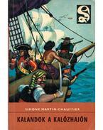 Kalandok a kalózhajón - Martin-Chauffier, Simone