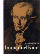 Immanuel Kant - Martina Thom