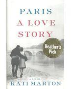 Paris - A Love Story - Marton Kati