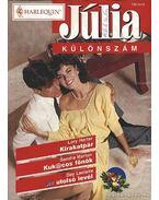Júlia különszám 2003/6. - Marton, Sandra, Leclaire, Day, Herter, Lori
