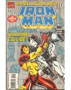 Marvel Action Hour, Featuring Iron Man Vol. 1. No. 2 - Williams, Anthony, Fein, Eric