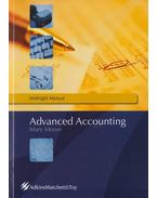 Advanced Accounting - Mary Moore