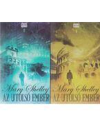 Az utolsó ember I-II. kötet - Mary Shelley