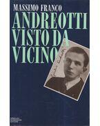 Andreotti Visto da Vicino (dedikált) - Massimo Franco