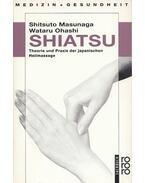 Shiatsu - Masunaga, Shitsuto, Ohashi, Wataru