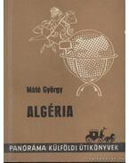 Algéria - Máté György