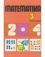 Matematika 3. - Balogh Artúrné, Dr. Tóthné Molnár Sára, Tarnai Ottoné