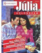 Nem habos torta - Rejtőzködő szerelem - Dal a kedvesnek 2000/1.Júlia különszám - Mather, Anne, Macaluso, Pamela, Michaels, Lorna