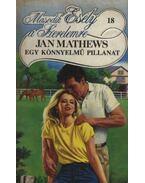 Egy könnyelmű pillanat - Mathews, Jan