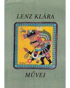 Lenz Klára művei - Matits Ferenc