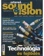 Sztereó - Sound & Vision 2004. november-december - Matók István