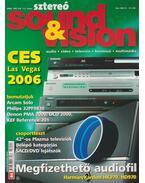 Sztereó - Sound & Vision 2006. XIII. évf. 1-2. szám - Matók István